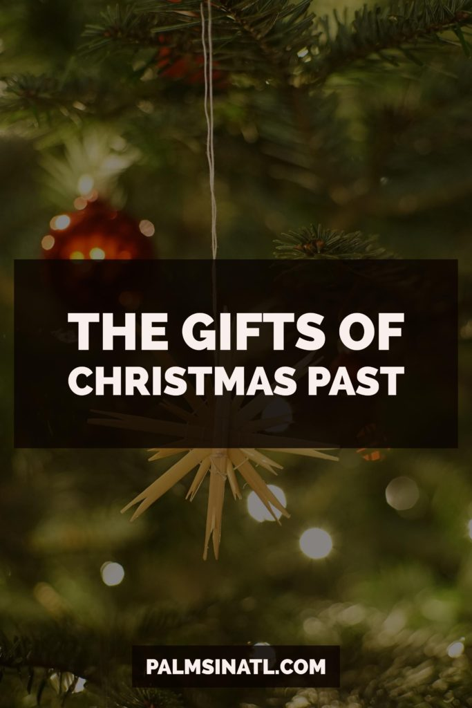 The Gifts of Christmas Past - The Palmetto Peaches - palmsinatl.com
