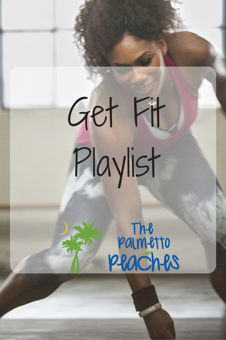 Get Fit Playlist - The Palmetto Peaches