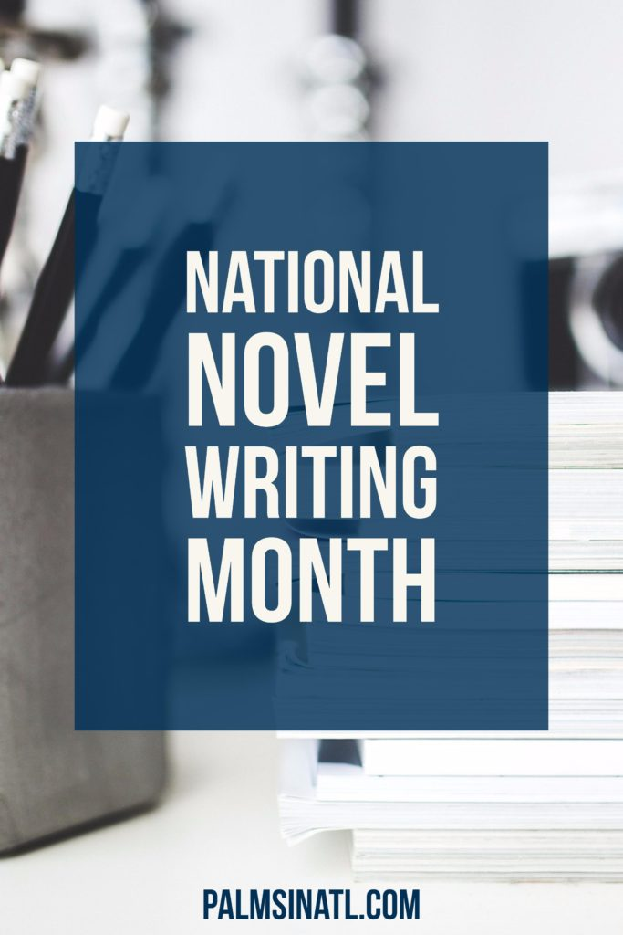 National Novel-Writing Month - U of A Edition
