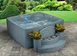 Let the Bubbles Melt Your Troubles: Hot Tubs and Hot Water Therapy - The Palmetto Peaches - palmsinatl.com