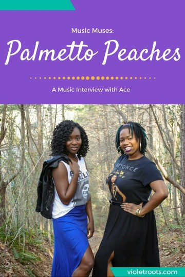 Music Muses Inteview: Ace- The Palmetto Peaches
