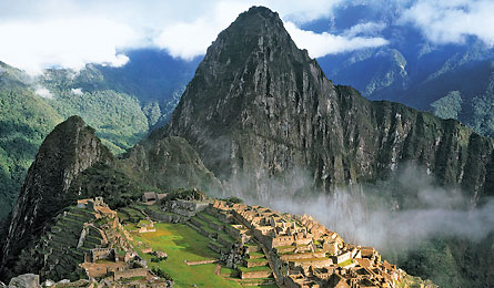 Dream Destinations - Hiking Peru's Inca Trail to Machu Picchu - palmsinatl.com