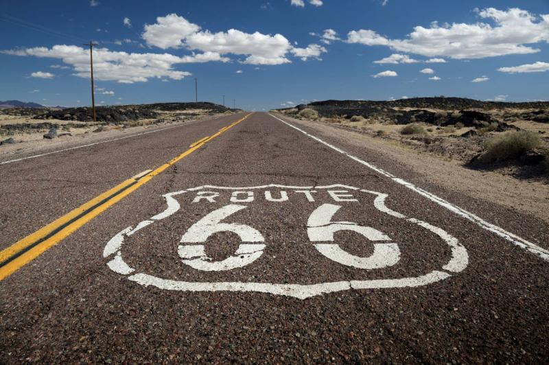 Dream Destinations - Route 66 - palmsinatl.com