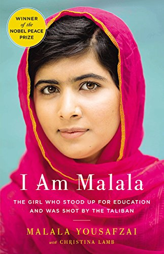 Girl Boss Books - I Am Malala - The Palmetto Peaches- palmsinatl.com