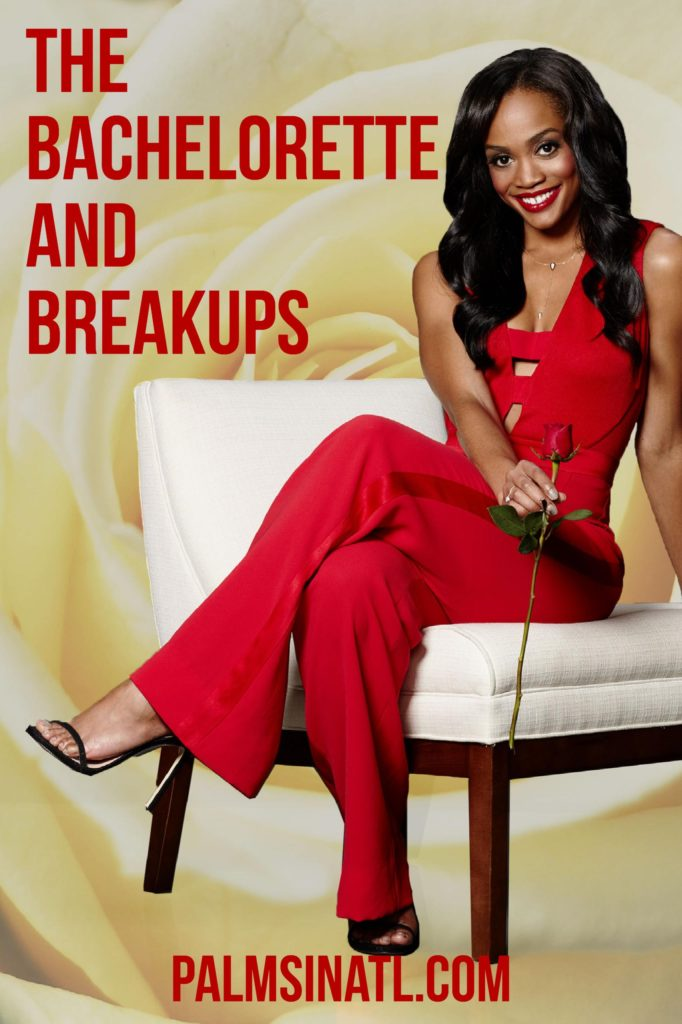 The Bachelorette and Breakups - The Palmetto Peaches - palmsinatl.com