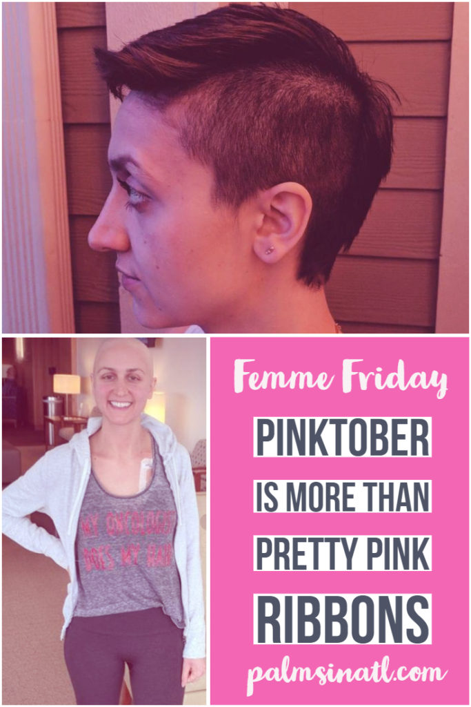 Femme Friday: October Is More Than Pretty Pink Ribbons - The Palmetto Peaches - palmsinatl.com